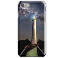 Split Point Lighthouse  iPhone Case/Skin