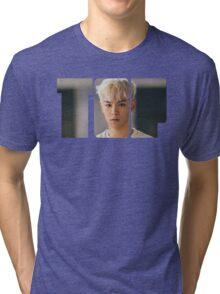 BIGBANG T.O.P MADE Series Typography Tri-blend T-Shirt