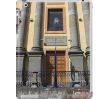 Facade of a Building iPad Case/Skin