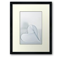 purely ~ i love you Framed Print