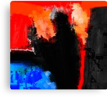 Furious Vibe Canvas Print