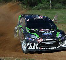 Ken Block SS12 Rally Australia by Elmacca