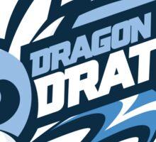 Dragon Den Dratinis Sticker