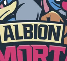 Albion Immortals Sticker