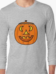Jack O' Lantern Long Sleeve T-Shirt