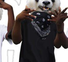 Panda Possé Sticker