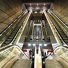 Copenhagen Metro by Dita Rosted