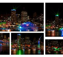 Brisbane Festival Santos City of Lights by Jaxybelle