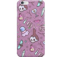 Witchy Woman Pattern iPhone Case/Skin