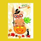 Halloween Teddy with glasses (4922 Views ) by aldona