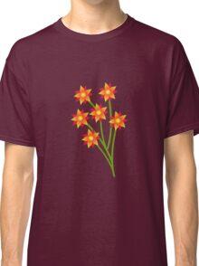 Firery Pinwheels Classic T-Shirt