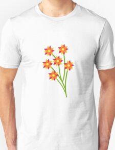 Firery Pinwheels Unisex T-Shirt