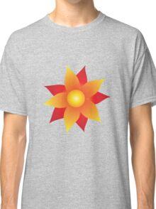 Firery Pinwheel Classic T-Shirt