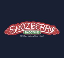 Snozberry Smoothies One Piece - Short Sleeve