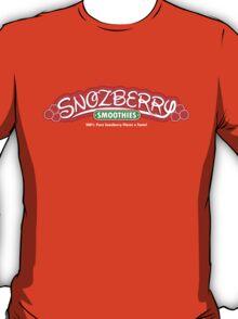 Snozberry Smoothies T-Shirt