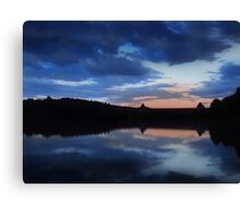 The Mohnesee Canvas Print