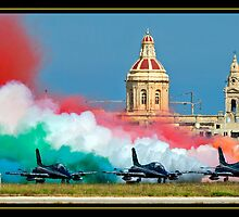 Italian Flag by Mark Farrugia
