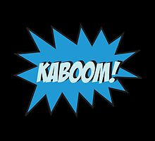 KABOOM by LucyHollyhock