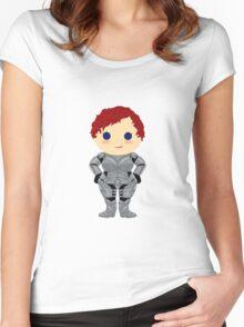 Female Shepard Custom Design Women's Fitted Scoop T-Shirt
