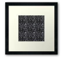 Planet Series/Asteroid Framed Print