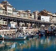 Old Port Genoa by oreundici