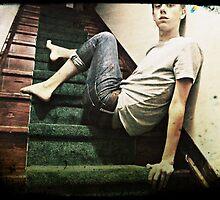 Blocking the Stairway by ewatt94
