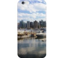 Vancouver Skyline from Stanley Park iPhone Case/Skin