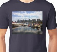 Vancouver Skyline from Stanley Park Unisex T-Shirt