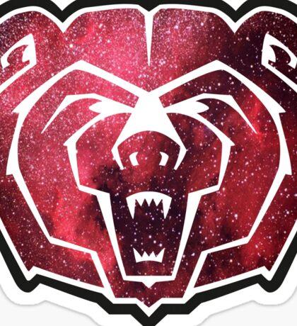 Missouri State Bears Sticker