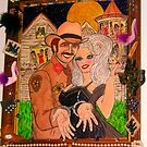 """Best Lil' Waste Of Make Up In Texas"" Dolly & Burt  by Ambur Rockell"