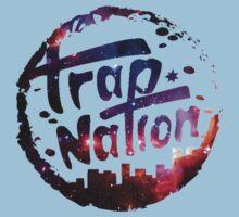 Trap Nation Galaxy One Piece - Short Sleeve