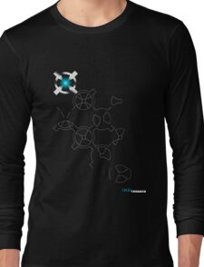 Disintergration Long Sleeve T-Shirt