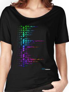 Vector Hex Women's Relaxed Fit T-Shirt