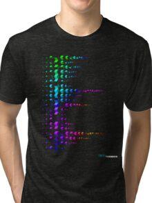 Vector Hex Tri-blend T-Shirt