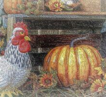 Autumn's Roost Sticker