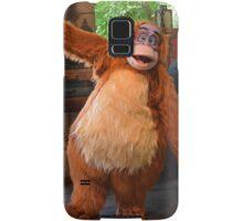 Jungle Book Baloo Jungle Book Villain King Louie Characters Samsung Galaxy Case/Skin