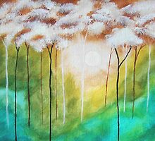Trees By Itaya Lightbourne by Itaya