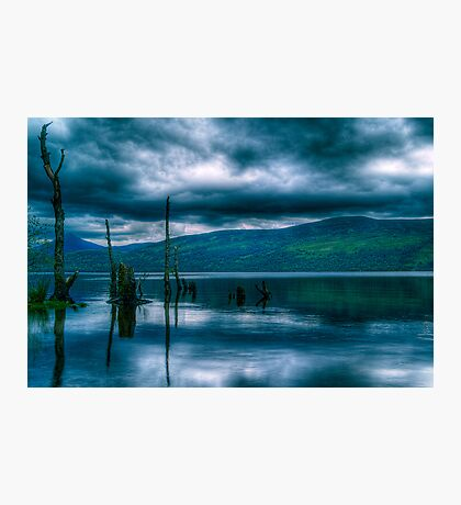 Loch Rannoch Reflections Photographic Print