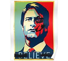 Believe Batman Poster