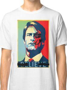 Believe Batman Classic T-Shirt