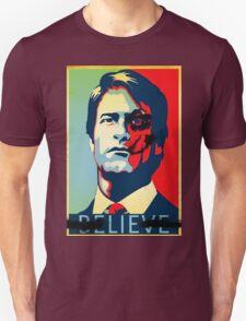 Believe Batman Unisex T-Shirt