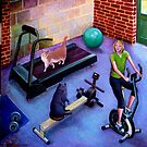 Workout by Victoria Stanway
