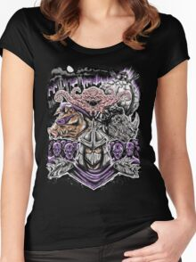Dimension X Women's Fitted Scoop T-Shirt
