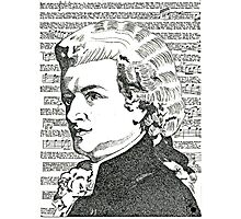 The Mozart  Effect Photographic Print