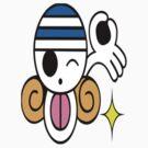 Nami's Jolly Roger by takandre