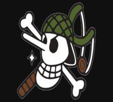 Usopp's Jolly Roger Kids Clothes