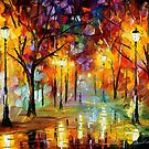 UNREAL SENSES - LEONID AFREMOV by Leonid  Afremov