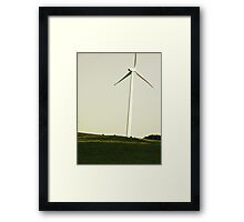 New Age Electricity Framed Print