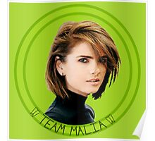 Teen Wolf - Team Malia - (Designs4You) Poster
