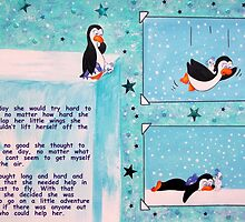 Flics Wish - Pages 3-4 by Corrina Holyoake